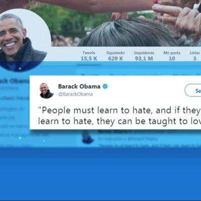 Obama y Clinton se expresan por los hechos en Charlottesville, Virginia