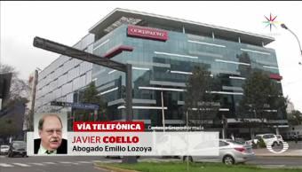Emilio Lozoya declarará el jueves PGR