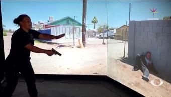Entrenamiento virtual a policías de Zacatecas