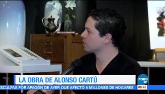 Entrevista Artista Plástico Alonso Cartú