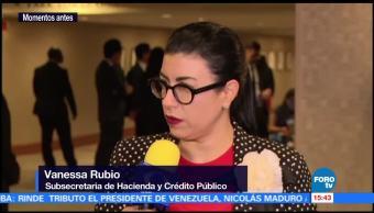 equipo negociación TLCAN experiencia Vanessa Rubio