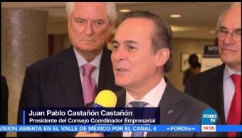 CCE TLCAN polarice Juan Pablo Castañon