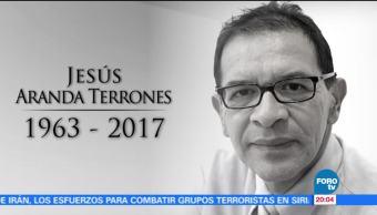 Muere el periodista mexicano Jesús Aranda