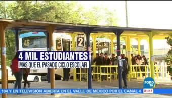 La UNAM alcanza una matricula récord