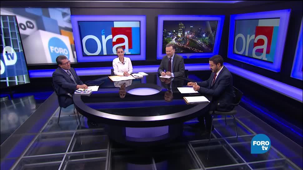 Aspirantes de Morena al gobierno de la Ciudad de México 1