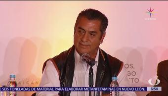 Gobernador Nuevo León Critica Medios