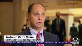 Ortiz Mena, habla, empleos, TLCAN