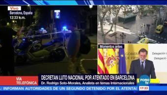 unidad vencerá grupos extremistas Rodrigo Soto-Morales
