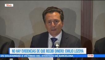 prueba involucre caso Odebrecht Emilio Lozoya