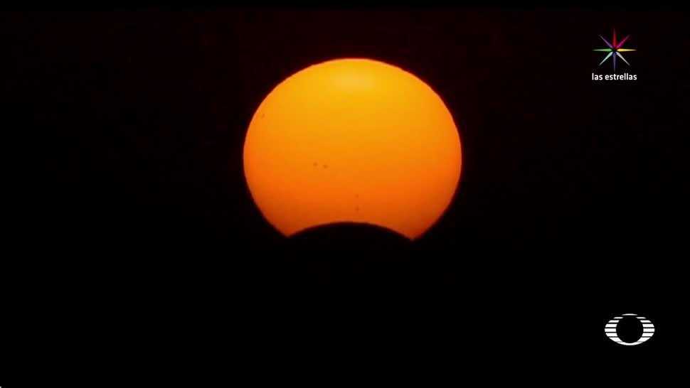El eclipse de Sol se podrá ver en México