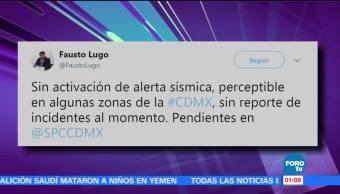 Sismo de 5.3 grados sacude la Ciudad de México