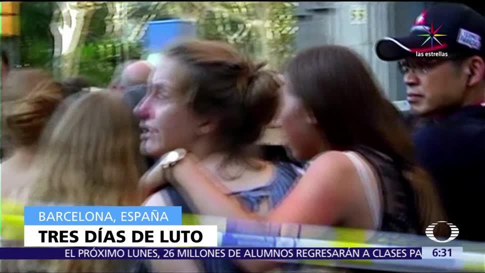 Atentado Ramblas Barcelona Muertos Tres Detenidos