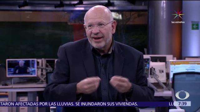 Raymundo Riva Palacio habla Despierta Estrictamente Personal