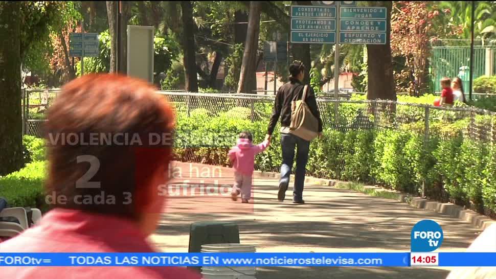 Violencia género elevada hogares mexicanos INEGI