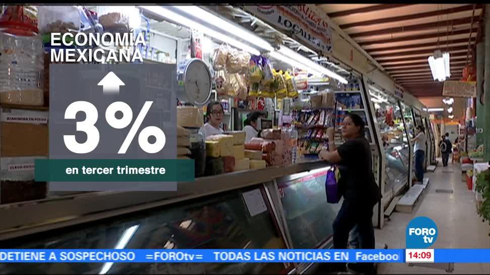 Hacienda estima crecimiento económico de 3