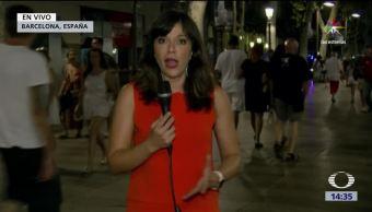 Barcelona busca volver a la normalidad