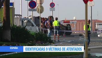 Desarticulan Celula Yihadista Atribuye Atentados España