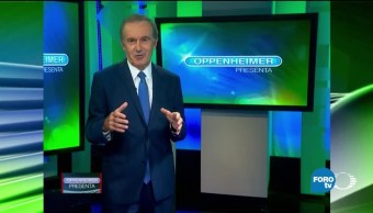 Oppenheimer presenta programa del 19 de agosto de 2017