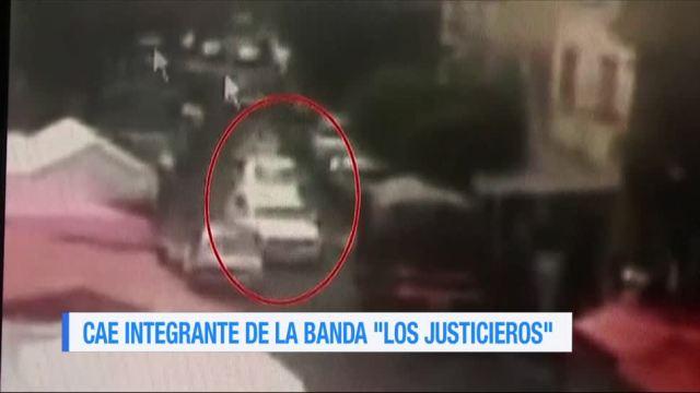 Detienen Integrantes Banda Los Justicieros