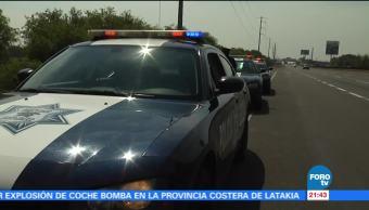 Refuerzan vigilancia en carreteras de Puebla en el regreso de vacacionistas