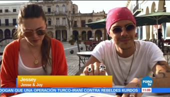 Jesse, Joy, estrena, video