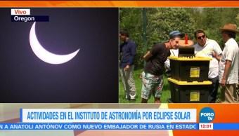 Instituto, Astronomía, instala, telescopios