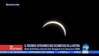 Eclipse Jovenes Ciencia Martin Bonfil Olivera