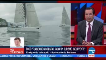 Inicia Foro Planeación Integral Turismo Incluyente