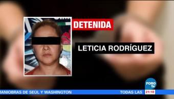 Vinculan a proceso a Doña Lety