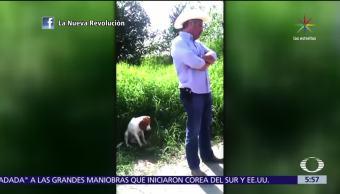 Los Rojos Extorsionan Alcalde Mazatepec