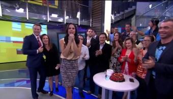 Al Aire Paola Celebra Año