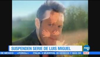Suspenden, bioserie, Luis, Miguel