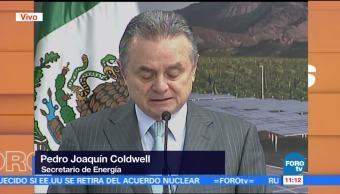 Pedro Joaquín Coldwell Habla Sector Eléctrico