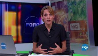 Fractal, Programa completo, 22 agosto, Ana Francisca Vega