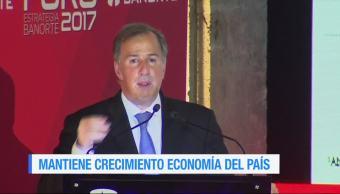 José Antonio Meade participa banqueros empresarios