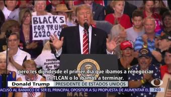Trump, podrían, acuerdos, TLCAN