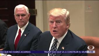 Donald Trump Rebasa Marca Mentiras