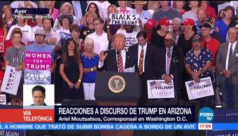 Mensajes Trump despiertan nervios opinión publica