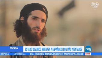 ISIS amenaza a España con más atentados