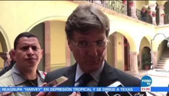 Alerta de viaje EU implicará redoblar esfuerzos De la Madrid