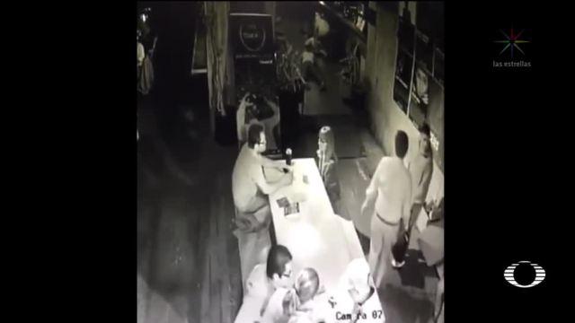 Cae uno por asalto en Cine Tonalá