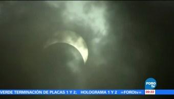 Xochicalco Eclipse Solar Año 650