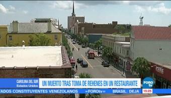 Tiroteo restaurante de Charleston deja muerto