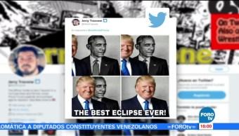 Trump eclipsa a Obama en Twitter