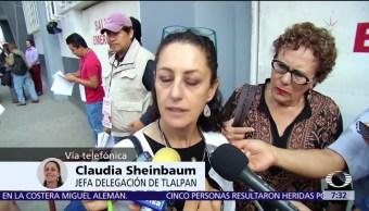 Claudia Sheinbaum encuesta de posicionamiento Morena