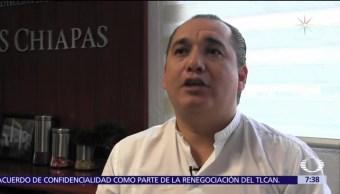 Secretaría Salud Chiapas niega recorrer zonas