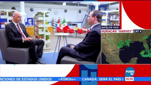Suiza busca impulsar en México la educación dual