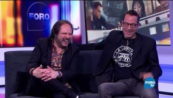 Lino Nava y Héctor Quijada platican de Blade Runner