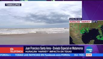 Tamaulipas sin reporte de daños por Harvey