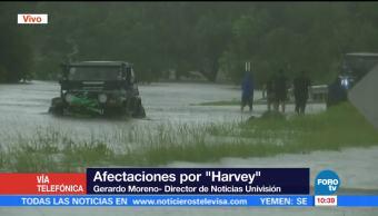 Cómo Impacto Harvey Corpus Christi
